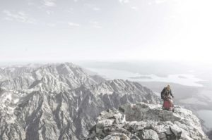 Berge, Peaks, Bergspitze